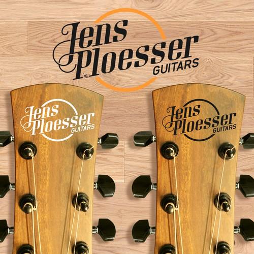 Guitar maker needs a logo!