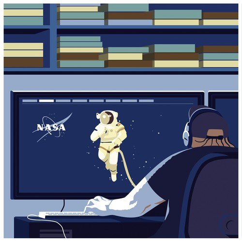 Visit NASA
