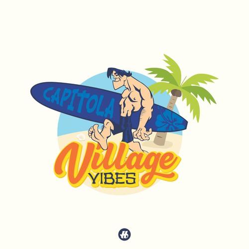 Logo - Village Vibes