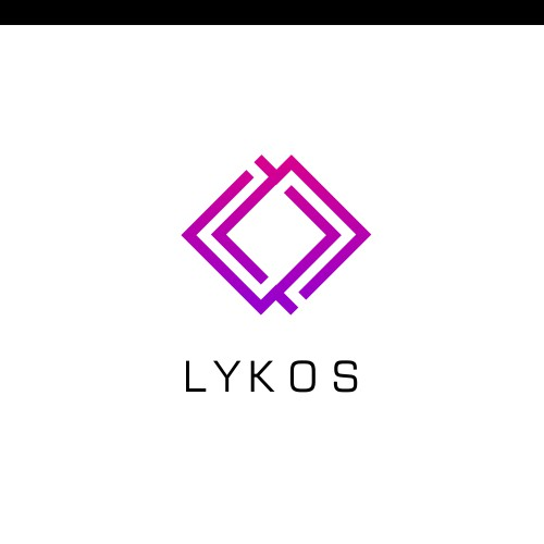 Logo for LYKOS, audio entertainment