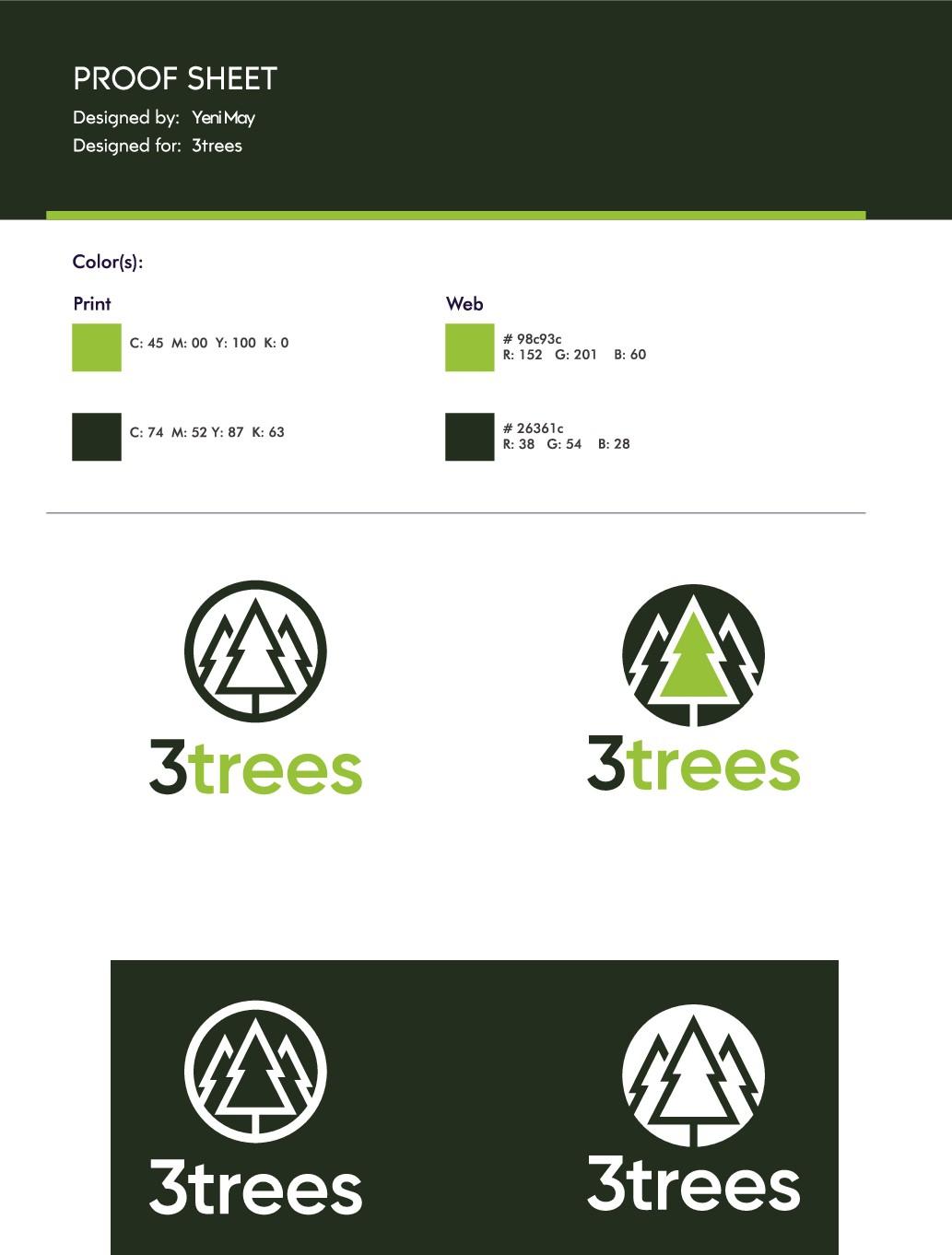 Start Up Tree Planting Non-Profit Needs a Logo