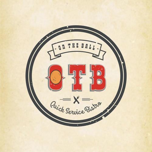 O.T.B. or OTB needs a new logo