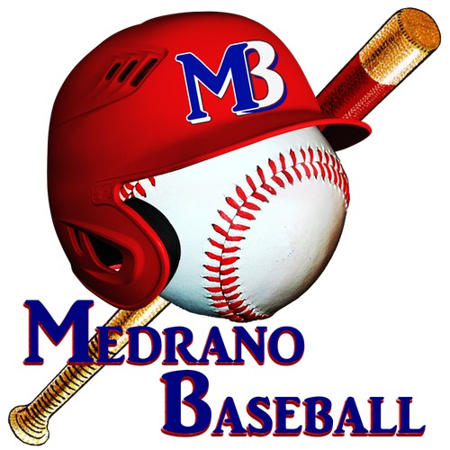 Logo Design for Medrano Baseball