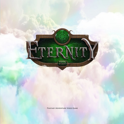 Eternity logo.