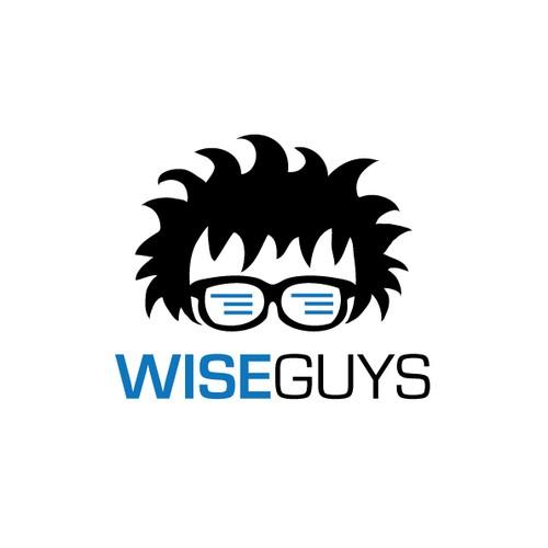 Wise Guys Needs a New Amazing Logo