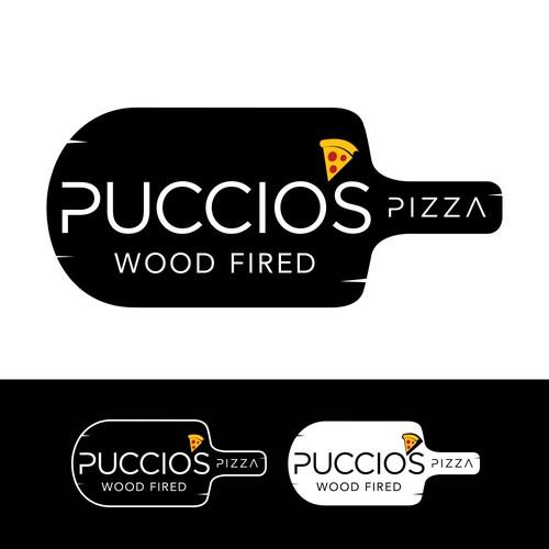 Puccio's Pizza Logo
