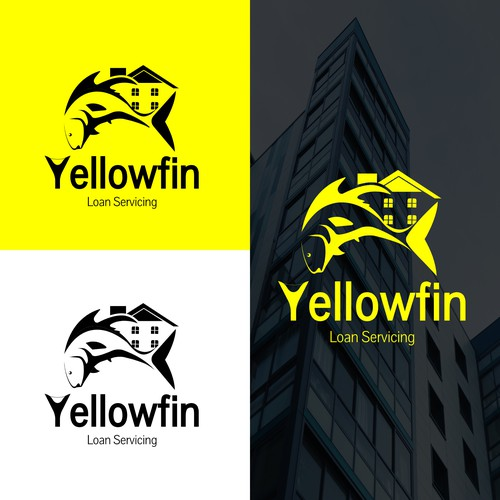 Yellowfin Financial Logo