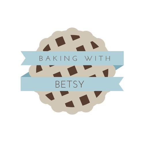 Personal baking logo design