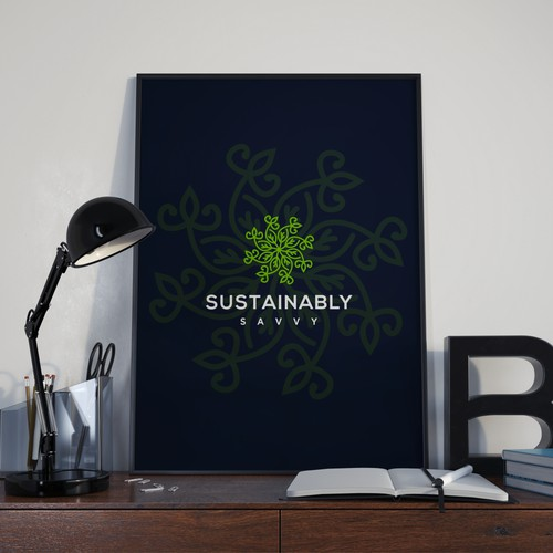 Logo for Sustainable Living Blog