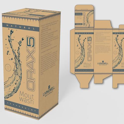 caja de cartón Microcorrugado ORAX5