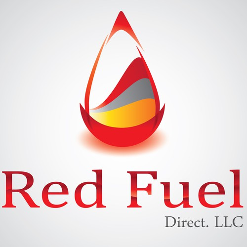 Red Fuel Direct, LLC needs a new logo and business card