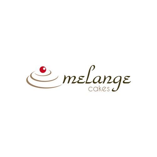 Melange Cakes logo