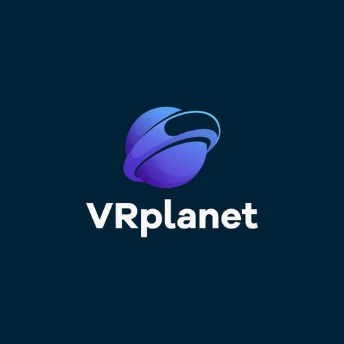 VRplanet Logo