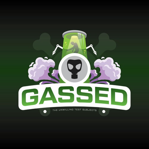 Logo for an escape room game