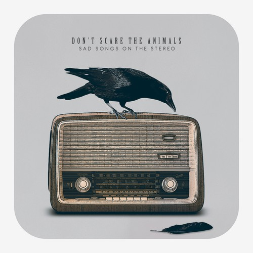 Don't Scare The Animals Album Cover