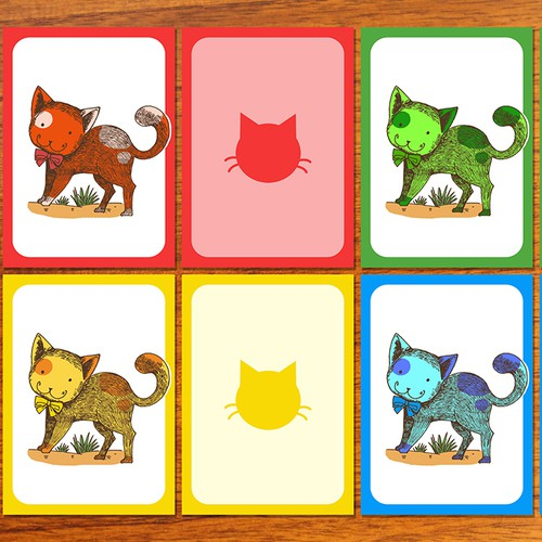 Study Board Game Characters & Cards for Grades K-5 (Ages 5-11)