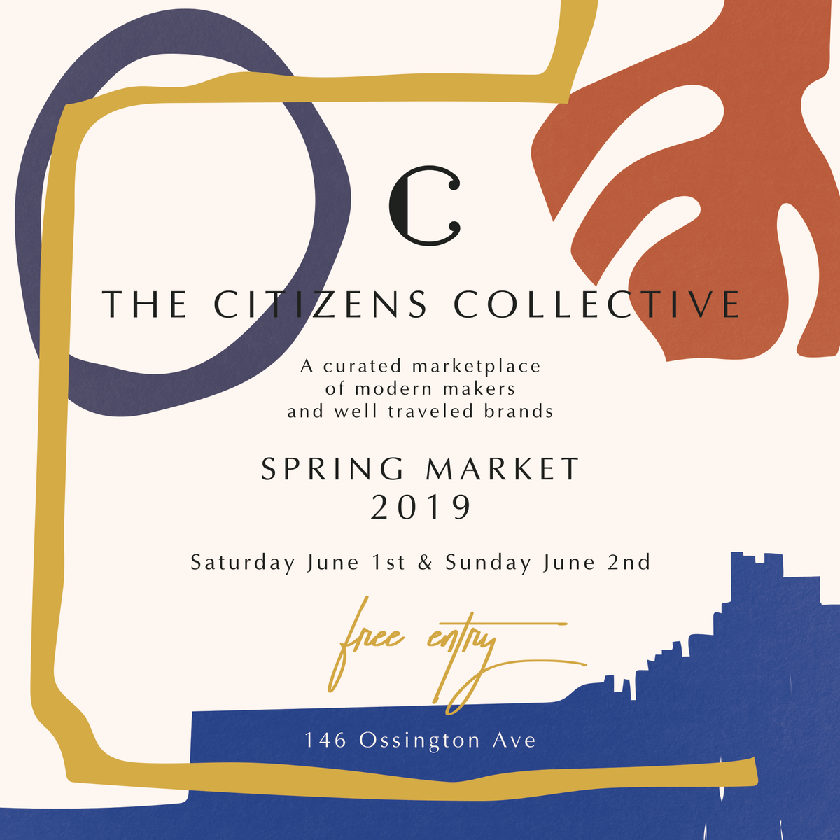 The Citizens Collective 2019 // Spring / Summer