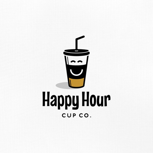 Logo for a cup manufacturer