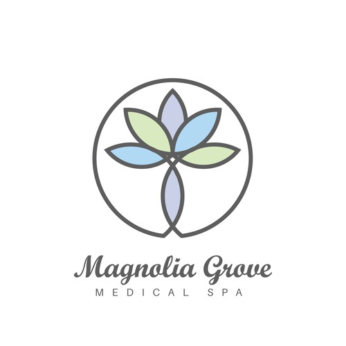 Logo Design for Magnolia Grove