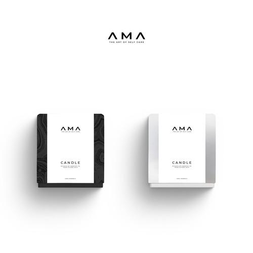 Logo concept for AMA