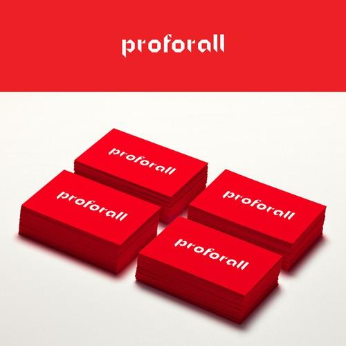 Logo Concept For Proforall