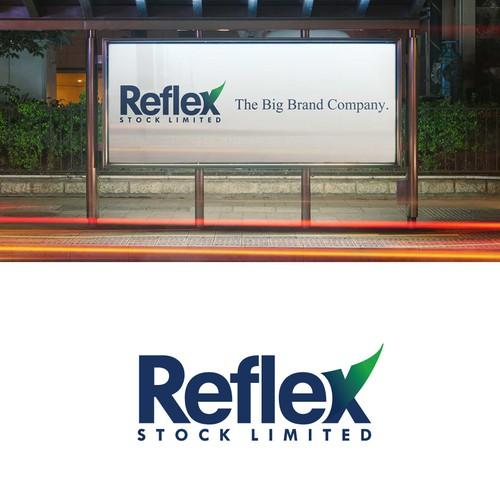 Bold logo for Reflex SL