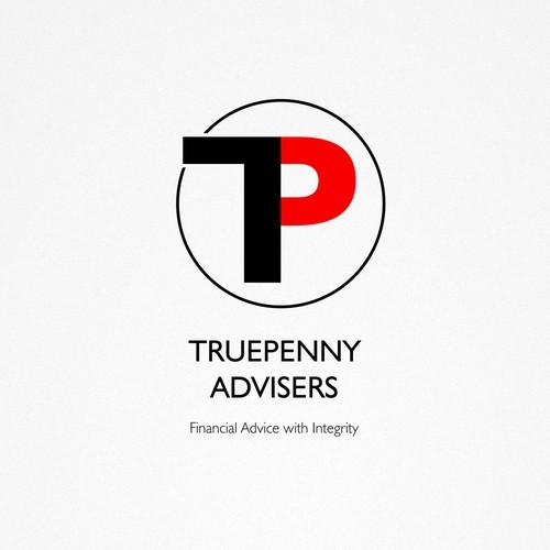 TruePenny Advisers logo