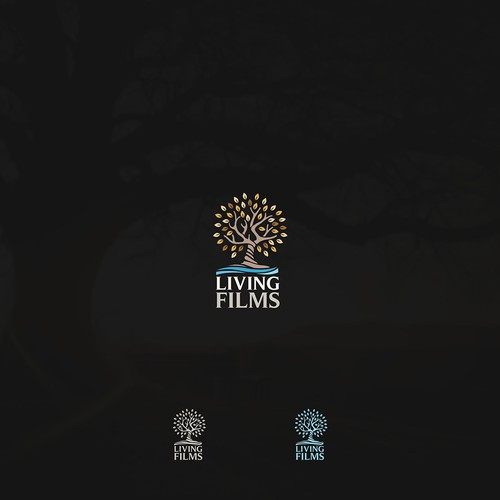 Living Films Logo