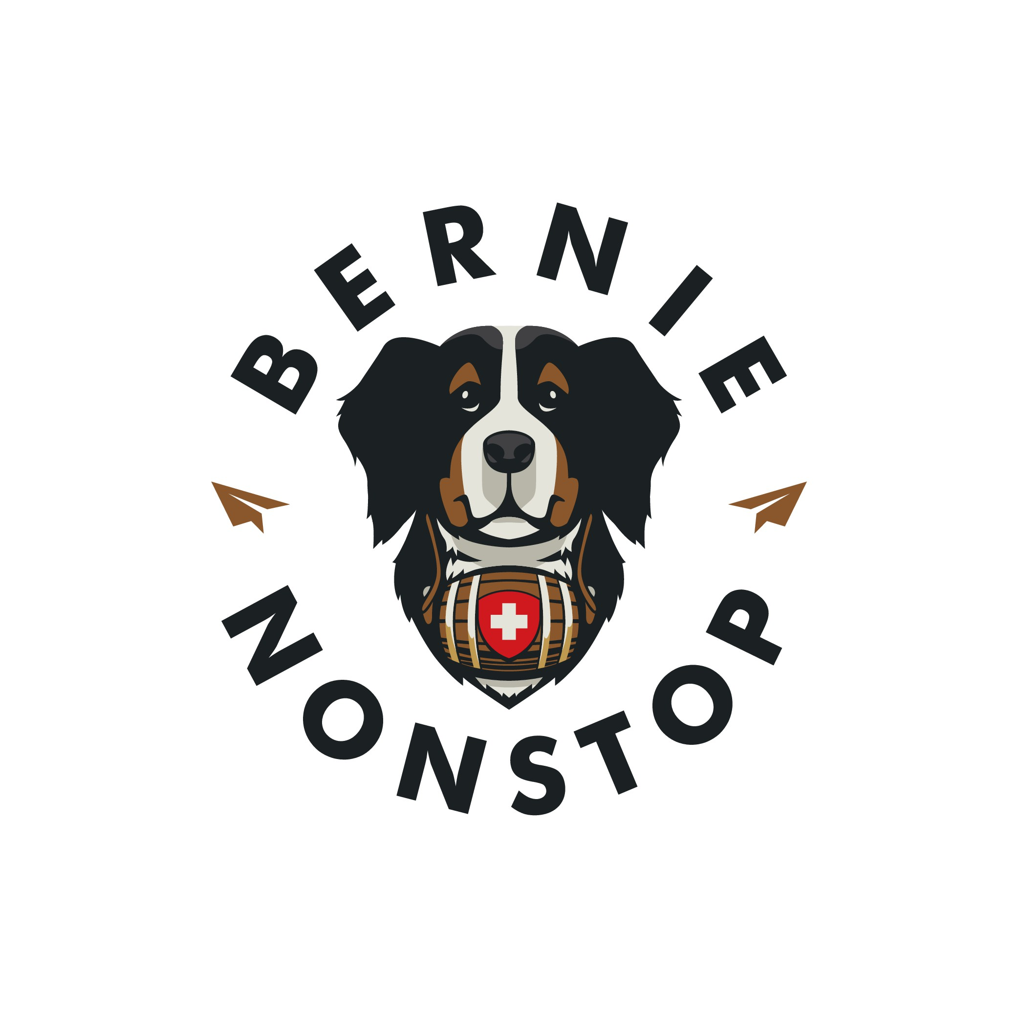 Bernie Nonstop - Travel Platform needs a Logo