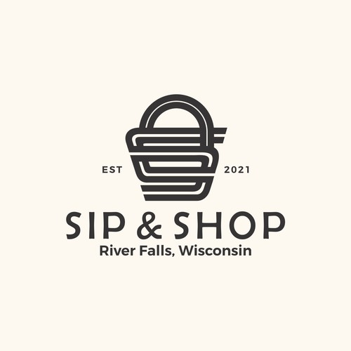 Logo for hand crafted shop