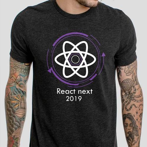 react next