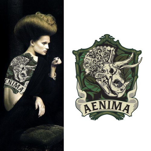 Aenima tattoos piercings art gallery