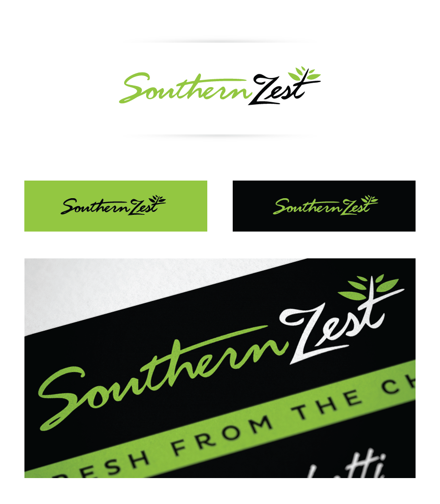 Help Southern Zest with a new logo