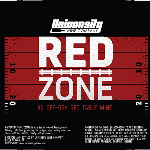 Red Zone Wine