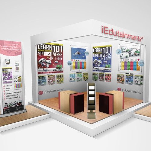 Tradshow for iEdutainments®