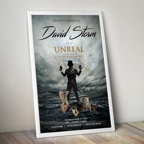 Digital imaging magician poster