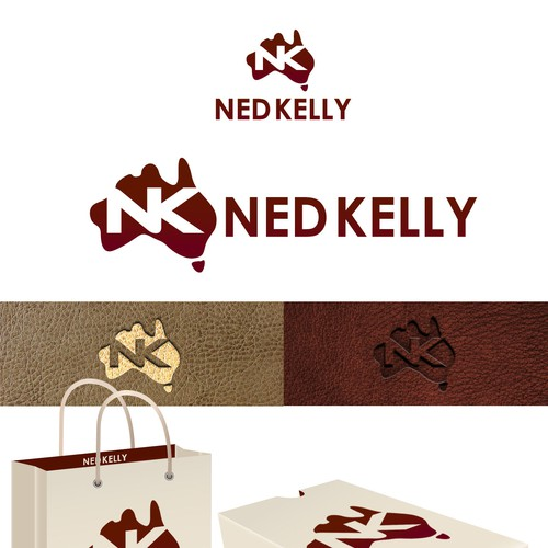 Ned Kelly needs a new logo