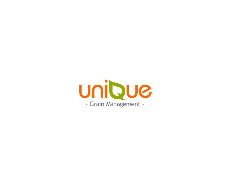 logo for Unique Grain Management