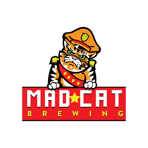 cat dictator, like Mao. For brewing