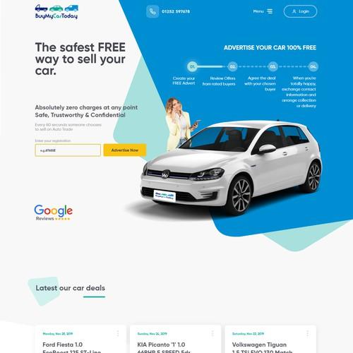 Buy My Car Today
