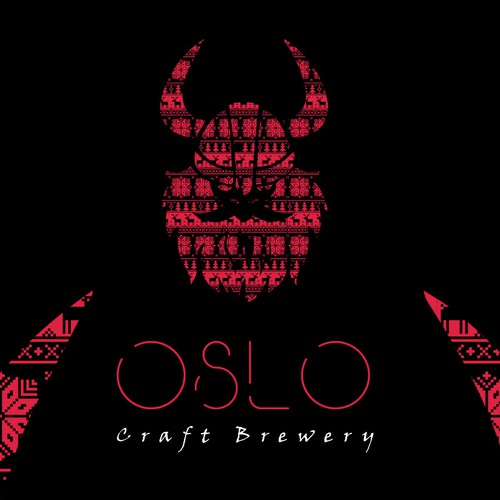 Logo concept for Oslo craft brewery