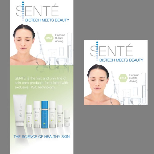Senté Biotech meets beauty