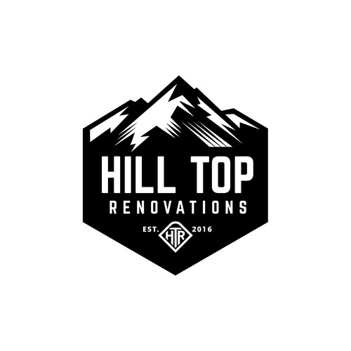 Hill top renovations