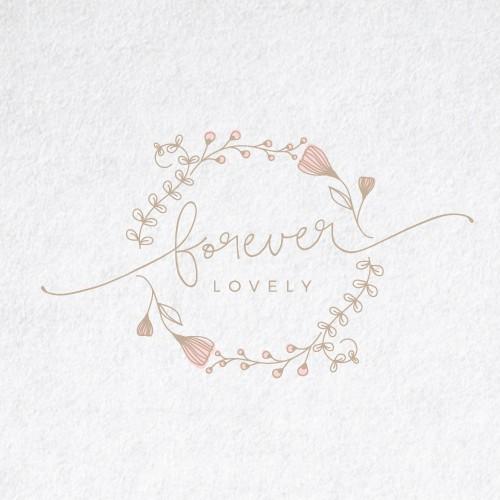 Romantic Logo Design For Wedding Planner