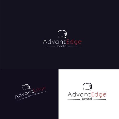 ADVANTedge dentist logo