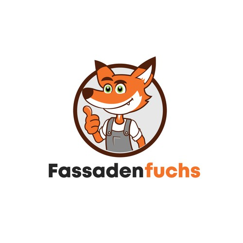 Fassadenfuchs Logo