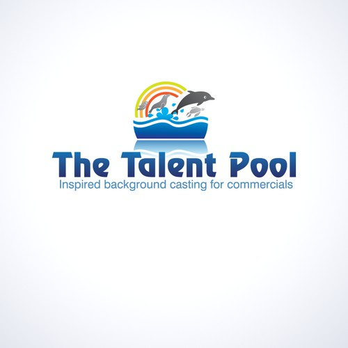 Create the next logo for The Talent Pool
