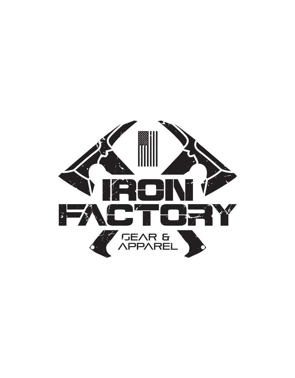 Design a muscular logo for a national retailer.