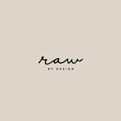 Logo Concept for Raw By Design