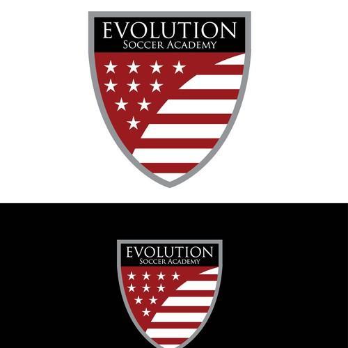 Evolution Soccer Academy Logo